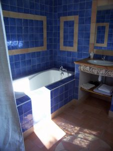Salle de bain Suite Pavillon